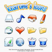 kearone's icons by kearone