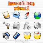 kearone's Icons volume 2