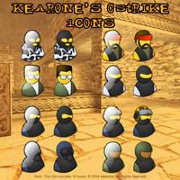kearone's CStrike Icons by kearone
