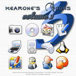 kearone's Icons volume 3