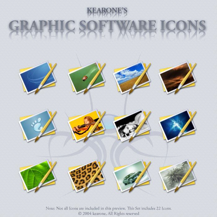 kearone's graphicsoftware by kearone