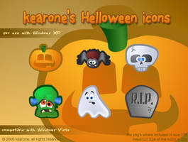 kearone's Helloween icons