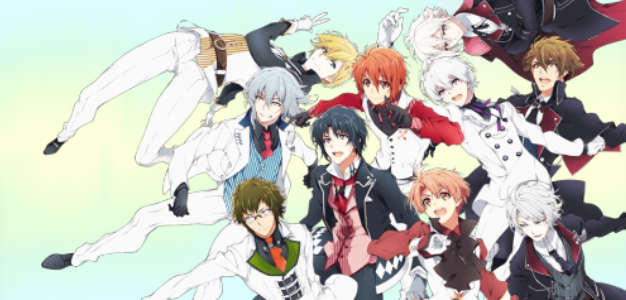 IDOLiSH7 Header by lunapoplight