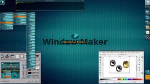 Dots.themed (Window Maker theme+wall+wall.no.logo