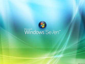 Windows Seven Aurora Wallpaper by dj-corny