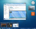 Windows Seven PDC 2008 PSD