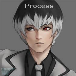 Haise Sasaki Process by Elekitelik
