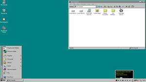 Windows 95 Project