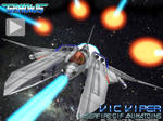VicViper LaserFire Gif Animetions