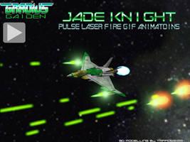 JadeKnight PulseLaser Gif Animations by Tarrow100