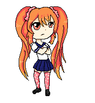 Osana Chibi Animation(Youtube process in desc! by iuliswag
