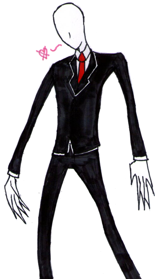 Slender Man x Reader: Rumor Has It by perypoo123