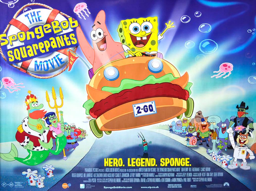 Spongebob movie review