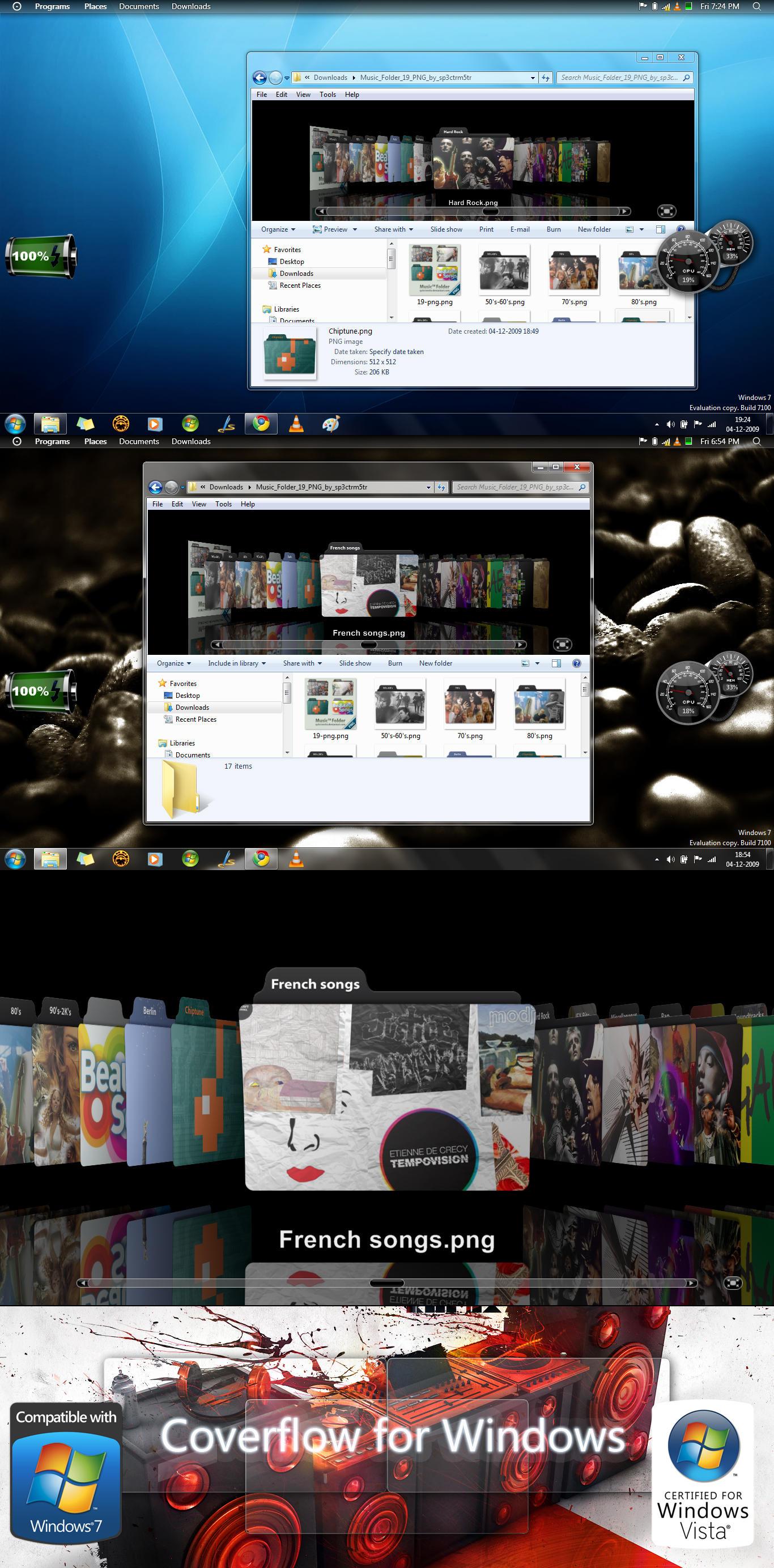 Hướng dẫn biến Windows 7 thành MAC OS !!! Vemods_coverflow_for_windows_by_lordbunty