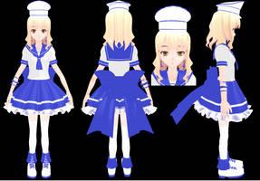 MMD: Sailor Lolita Entry DL by Nekofred