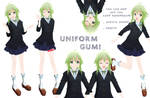 MMD: Uniform GUMI+ Download