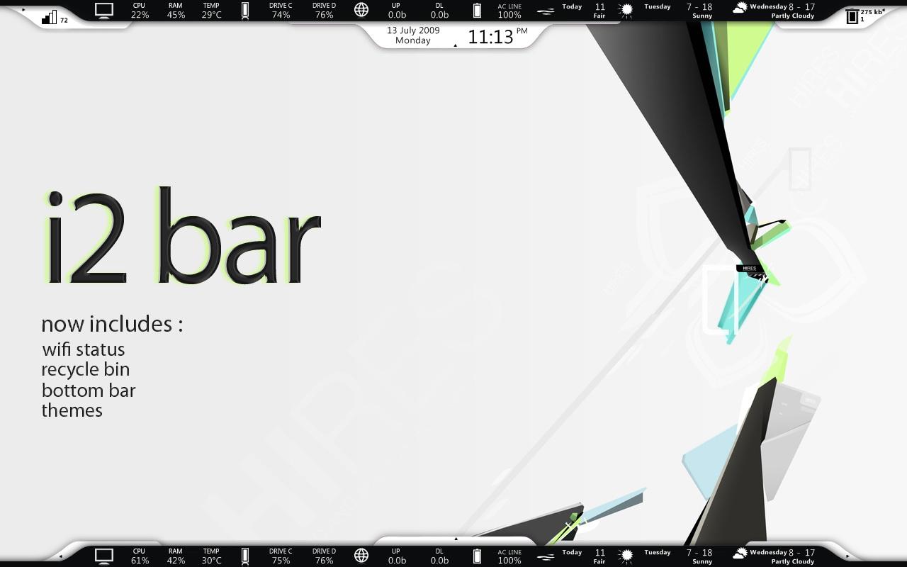 i2 bar