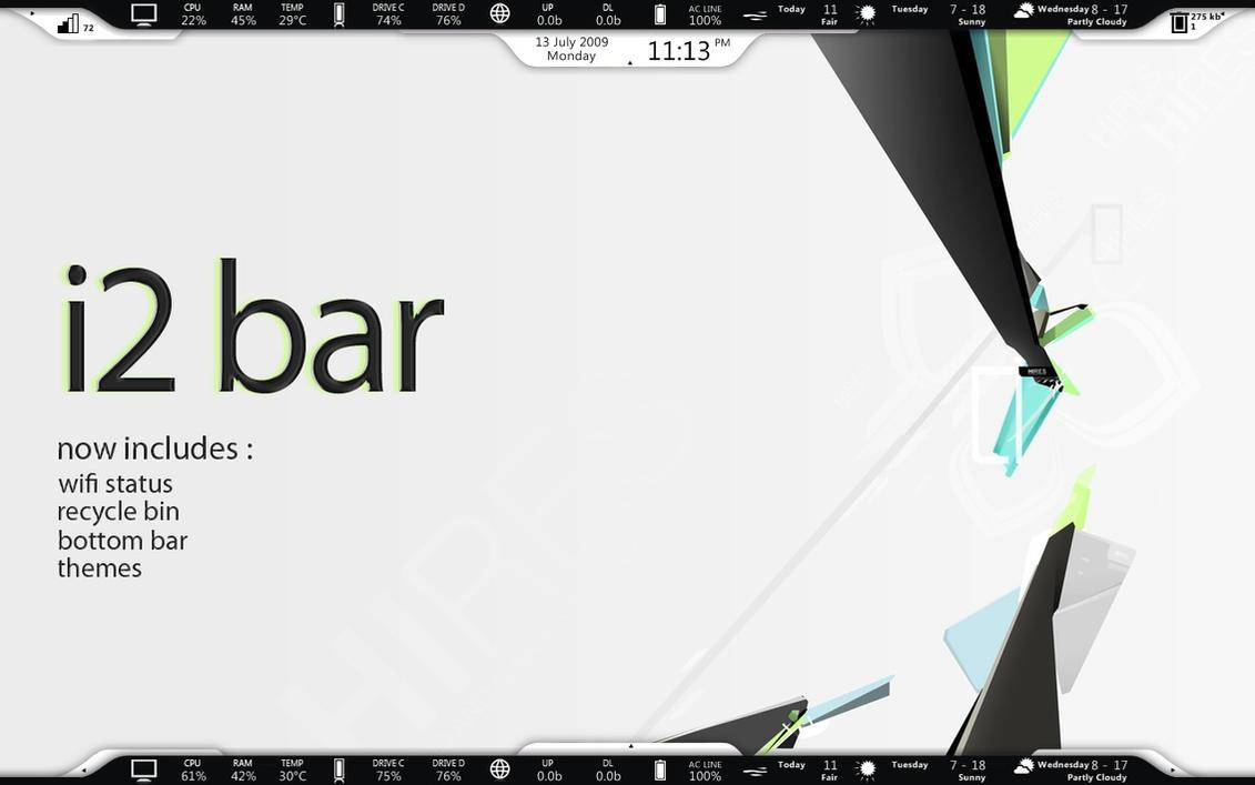 i2 bar by ld-jing
