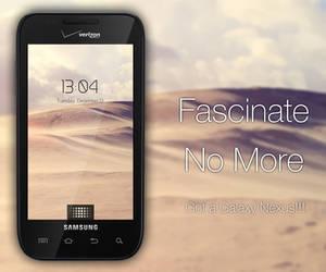 Fascinate No More