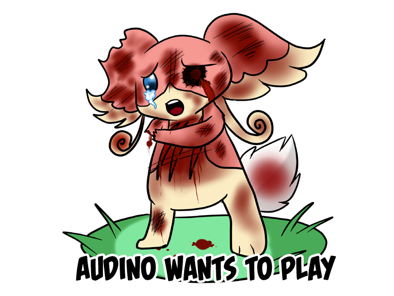 Audino Wants to Play - ORIGINAL PASTA by TokenDuelist on ...