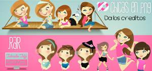 Chicas para ti By TEFFI
