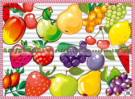 فرش فوتوشوب رااااائعة .. ياللا حملوا وورونا الابداع Fruit1_by_coolwing