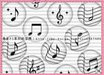 music- bubbles