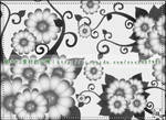 vector floral brushes1