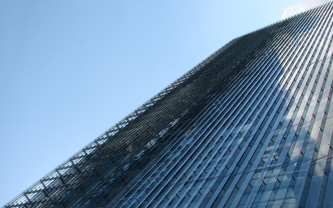 download glass buildings wallpaper - photo #8