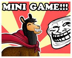 Game - Super Llama vs Trolls