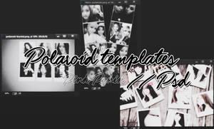 Polaroid Templates