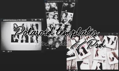 Polaroid Templates by PinkPaanik