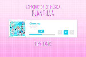 Music Player Template