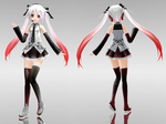 Appearance Costume Arrangement B Miku .:DL!:.