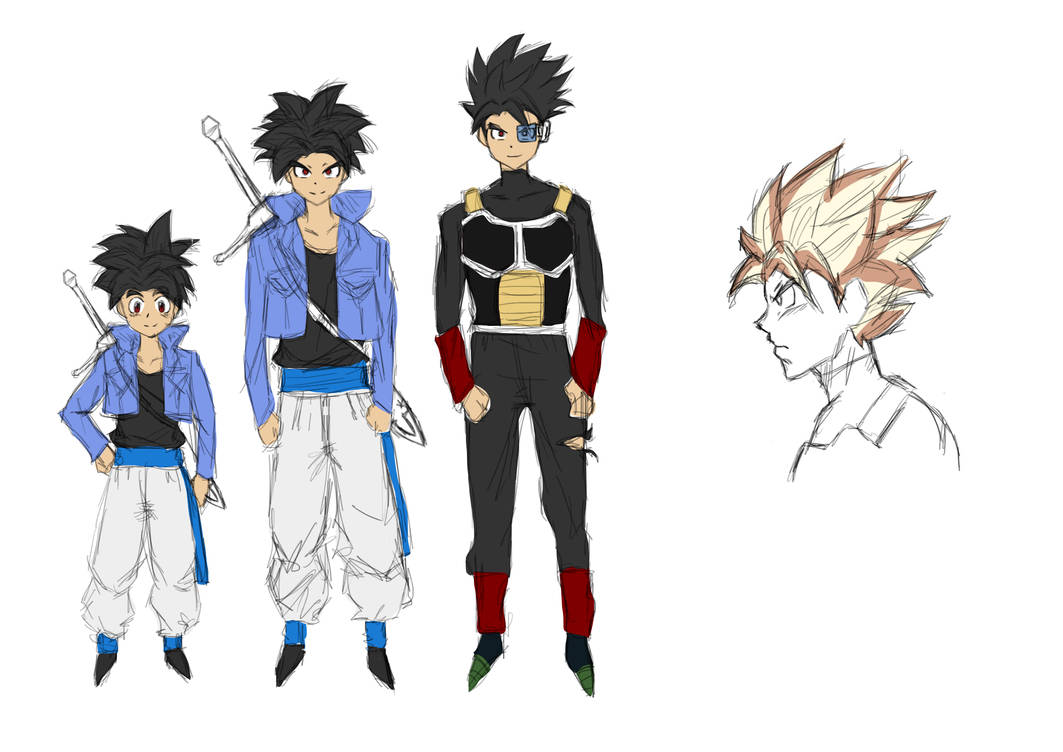 Dragon Ball Xenoverse Time Patroller Seth