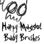 Maggot Brushes for PS CS2