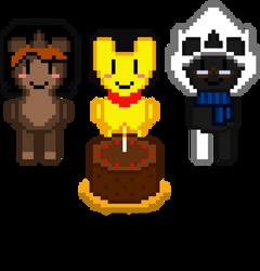 Happy Birthday, Takeshi!