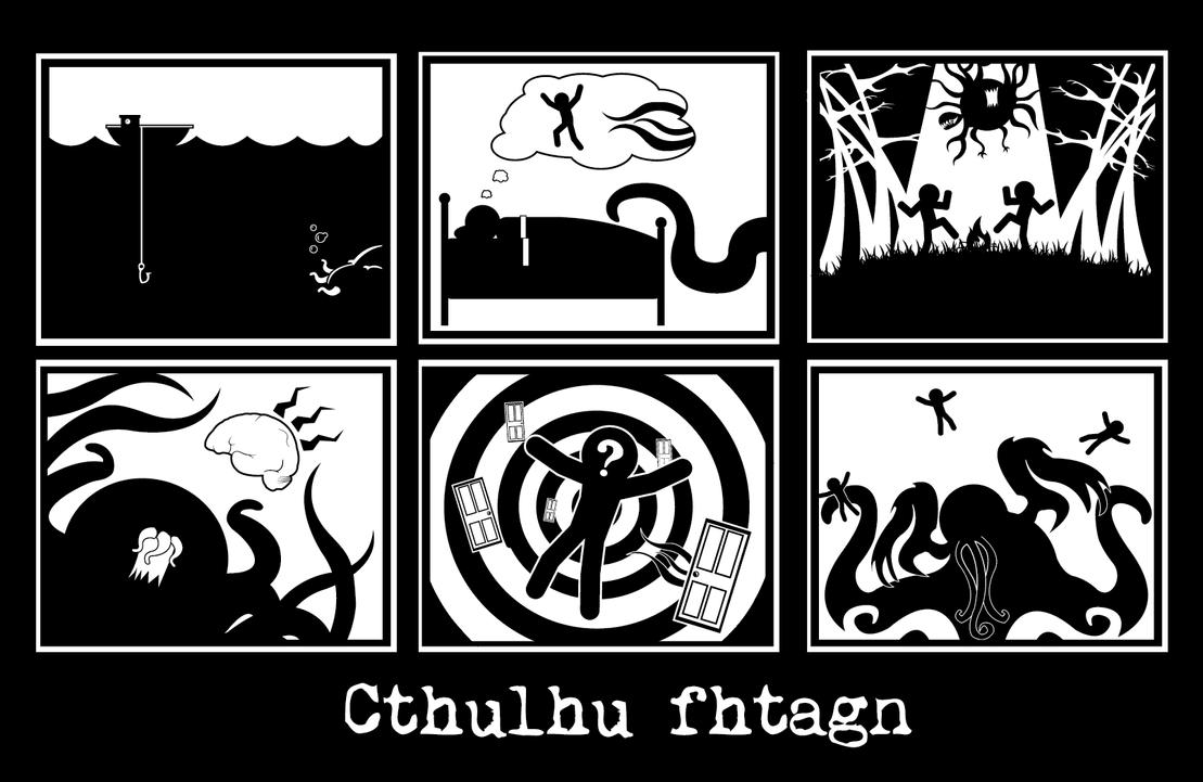 Danger Cthulhu Mythos By Mycathas6toes On Deviantart
