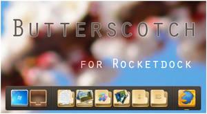 Butterscotch for Rocketdock