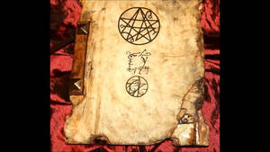 Necronomicon Manuscript