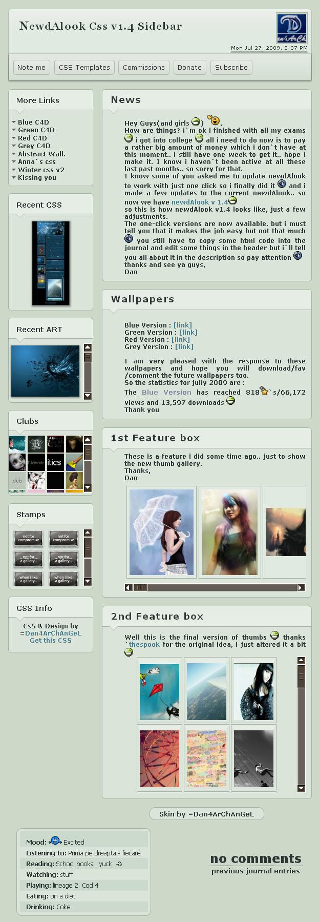 newdAlook v1.4 sb :one-click: by Dan4ArChAnGeL