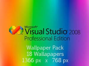 Visual Studio 2008 Wallpaper pack
