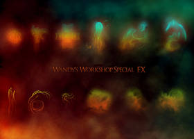 TC - Wandy's Workshop Special FX by TreehouseCharms