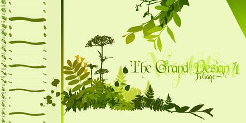 The Grand Design 4 - Leaves, Foliage, Vegetation