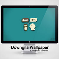 Downgila Minimalistic by gamep01nt