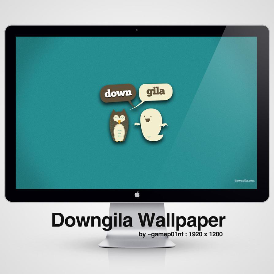 Downgila Minimalistic by gamep01nt