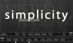 Simple ObjectDock Tabs