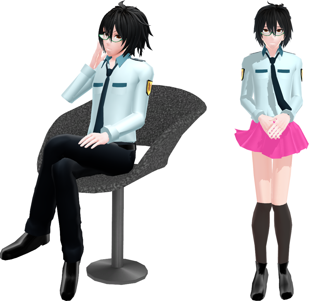 how to create an mmd model