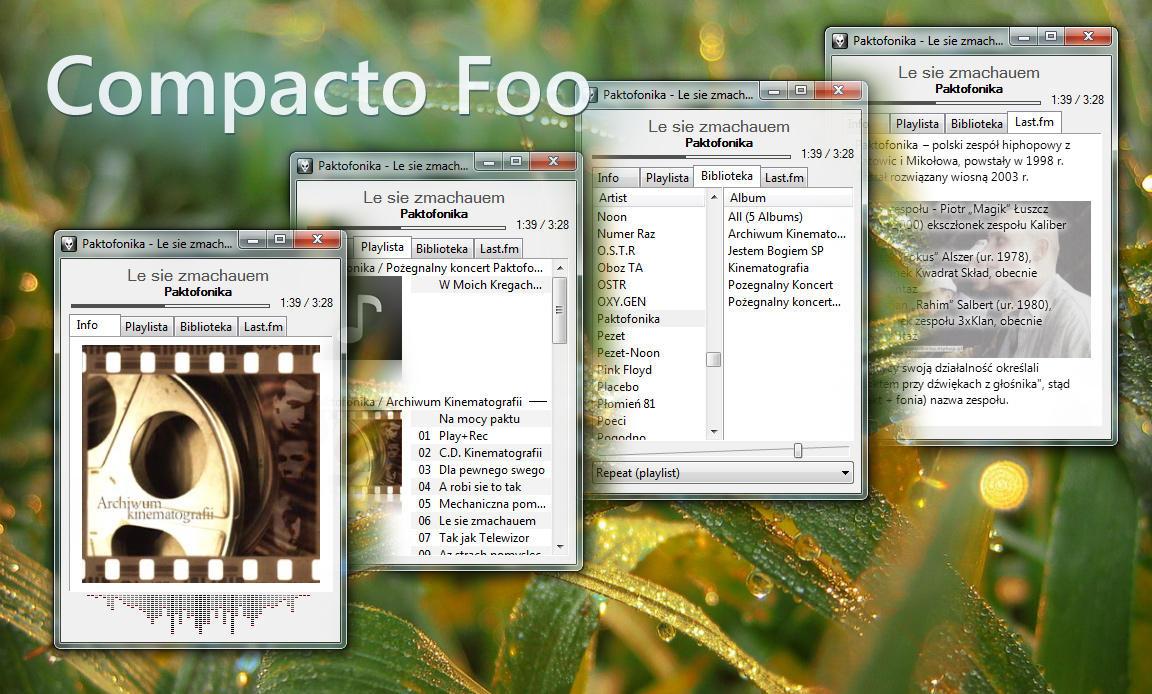 Compacto Foo by radol