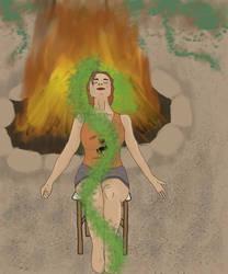 Percy Jacksons Rachel Dare by Jenna-mayT2